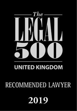 Qarrar Somji Legal 500 Recommended Lawyer